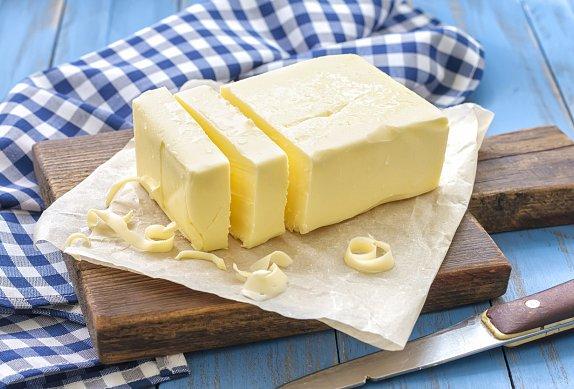 Krkovička s bylinkovým máslem