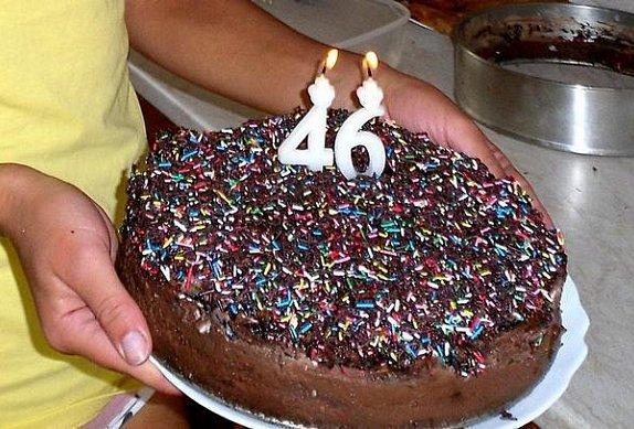 Originální recept na čokoládový dort