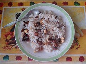 Co se zbylou rýží?