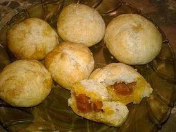 Chorizové chlebánky - TAPAS