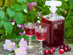 Třešňový likér