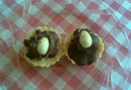 Mandlové / ořechové košíčky