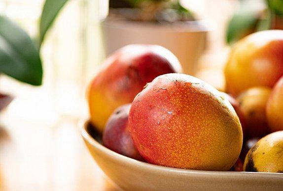 Mangové smoothie