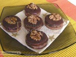 Kakaové dortíčky