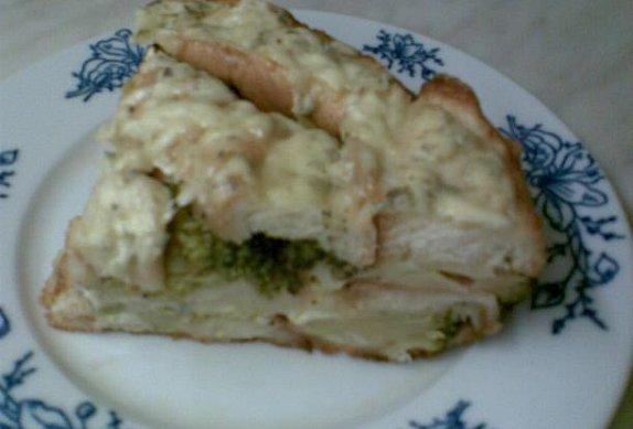 Brokolicová žemlovka
