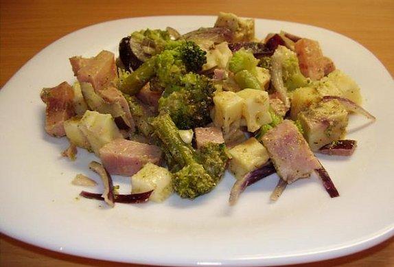 Brokolicový salát IV.