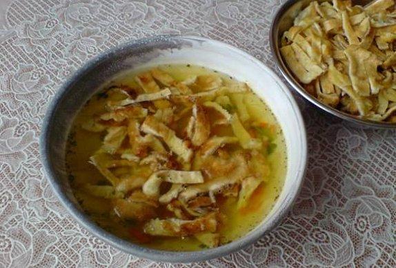 Celestýnské nudle do polévky photo-0