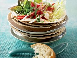 Zeleninový talíř III