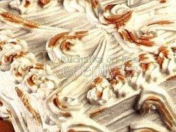 Norský zmrzlinový dort