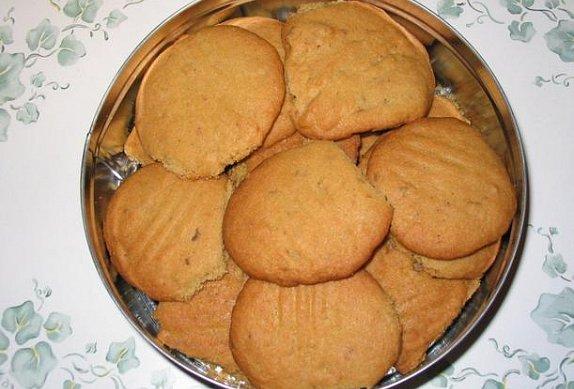 Arašídové sušenky photo-0
