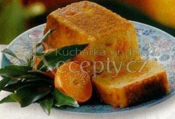 Rýžový nákyp s mandarinkami