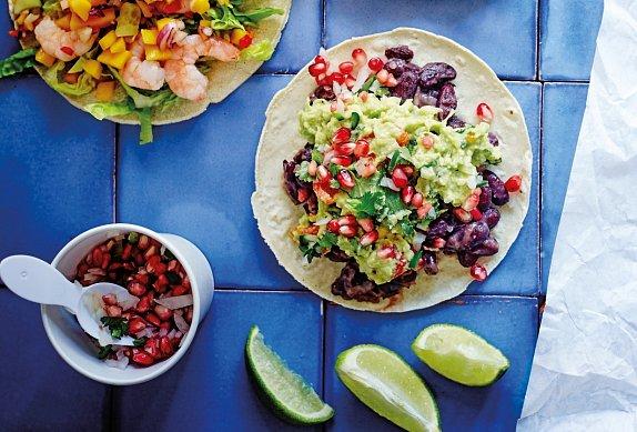 Tacos s fazolemi photo-0