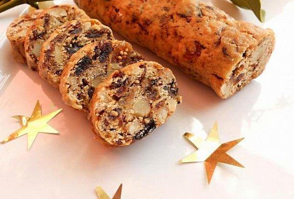 Vánoční chlebíček