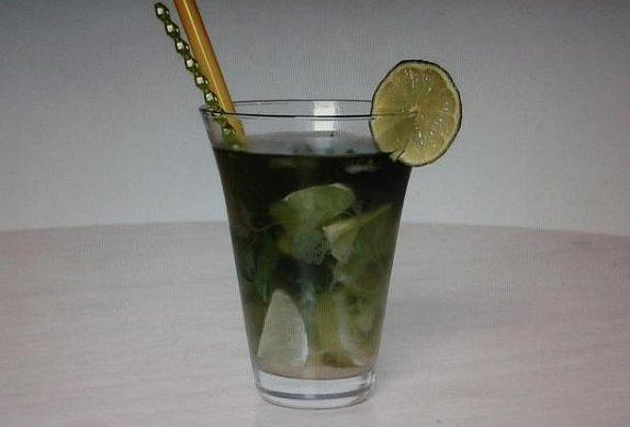(Ne)alkoholické Mojito / Koktejly