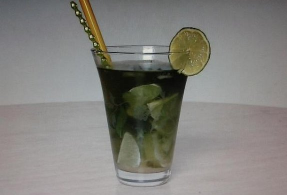 (Ne)alkoholické Mojito / Koktejly photo-0