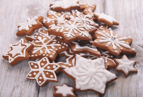 Vánoční perníčky - hned měkké