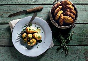Karbanátky z pohanky, červené čočky a mrkve