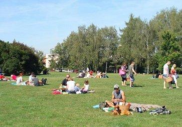 Zveme vás na F.O.O.D. piknik v Praze na Ladronce