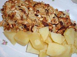 Cibulový filet