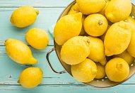 Citronovo-kuřecí polévka