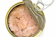 Chlebíčky (jednohubky) treska ala losos
