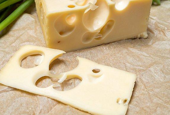 Smažený vepřový řízek se sýrem