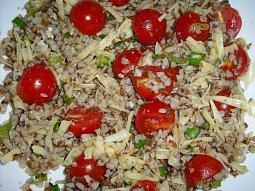 Pohankový salát