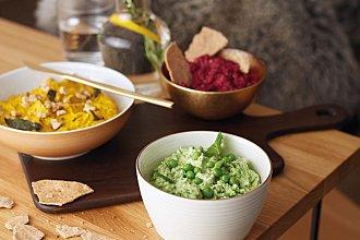 Recept na pomazánku nebo dip – postup přípravy, suroviny a více variant receptu