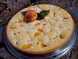Broskvová bublanina / koláč (nejen z remosky)