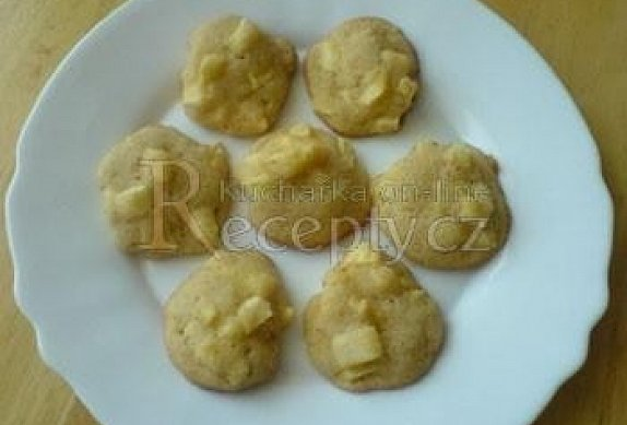 Jablečné koláčky