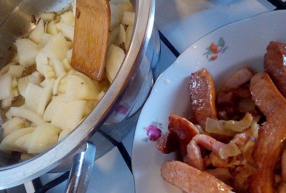 Dušené vepřové á la ražničí