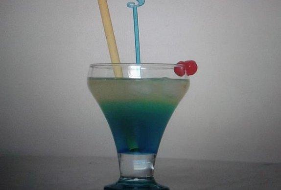 Modrý sen / Koktejly