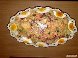 Śpagetový salát III.