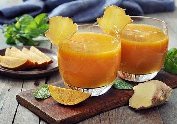 Zázračný zázvor: Připravte z něj smoothie, sladkou roládu i telecí nudličky