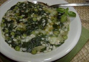 Zeleninová polévka zdravě a chutně
