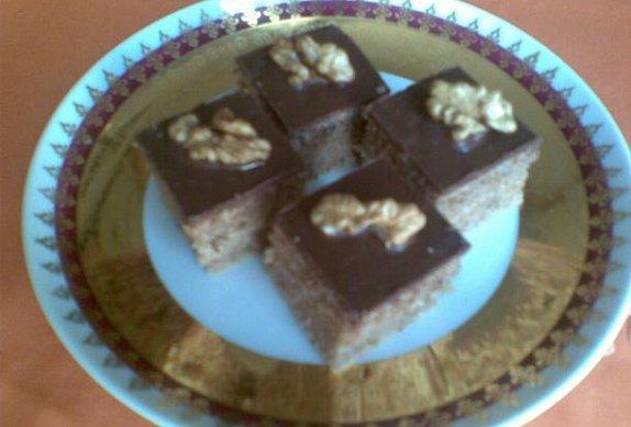 Ořechové kostky - miniřezy photo-0