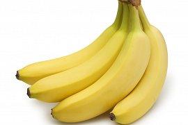Banán vždy jako dezert