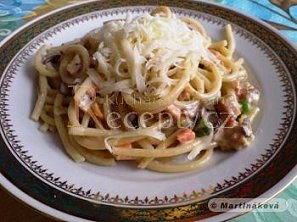 Špagetové překvapení