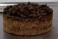 Čokoládový dort IV.