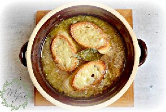 francouzská polévka photo-0