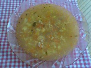Základ na jakoukoliv zeleninovou polévku