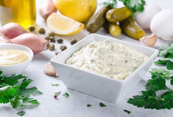 Zelená majonéza