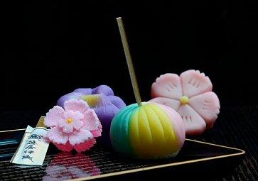 Japonské dezerty: Zdravé mlsání, nebo sladké plné barviva?