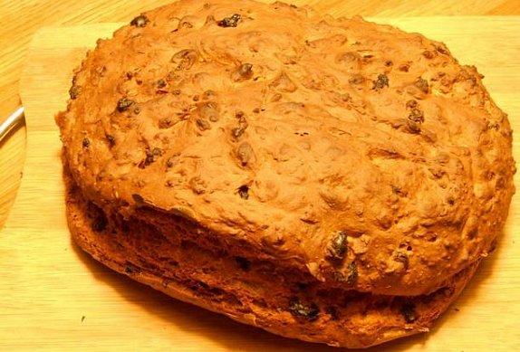 Tradiční sodový chléb - Soda Bread