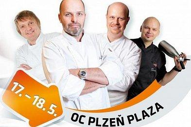 Kuchařská elita předvede, co umí na Apetit Festivalu Plzeň 2014