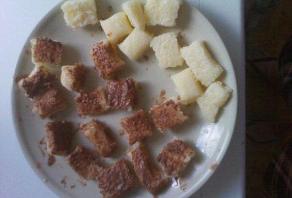 Bounty - kokosové tyčinky