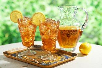 Domácí ledový čaj – postup přípravy, suroviny a více variant receptu
