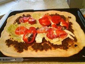 Arabský Lahmacun aneb Turecká pizza