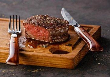 Stupně propečenosti masa: Naučte se dokonalý steak!