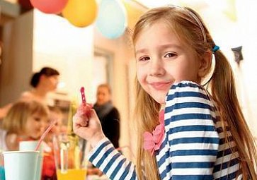 Zapojte děti do přípravy dětské párty!